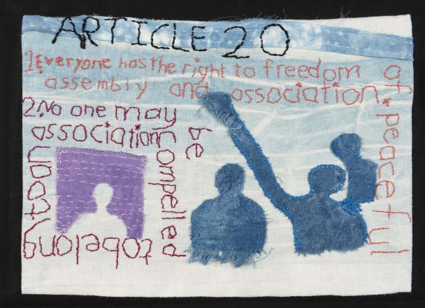 Article 20 by Ceyda Oskay