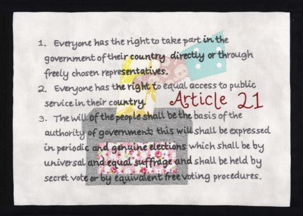 Article 21 by Rebecca Ray