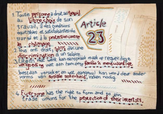 Article 23 by Tina Struthers