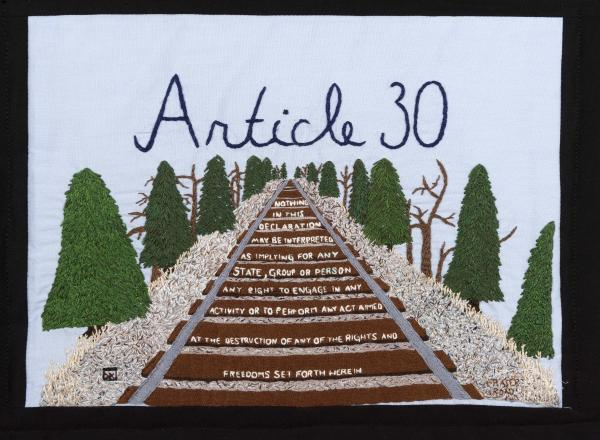Article 30 by Fraser Road