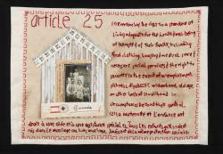 Article 25 by Lelainia N. Lloyd